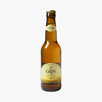 2 Caps blonde ale Christophe Noyon