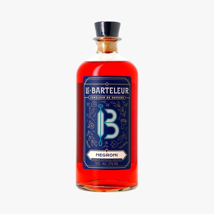 Cocktail Negroni Le Barteleur