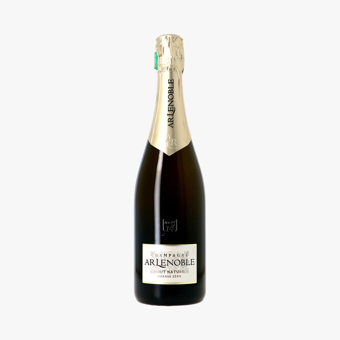 Champagne Lenoble, Brut nature, « Dosage zéro », Mag 14 A.R. Lenoble