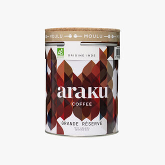 Grande Reserve Coffee from India Araku