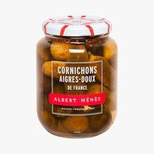 Cornichons Aigres-Doux Albert Ménès