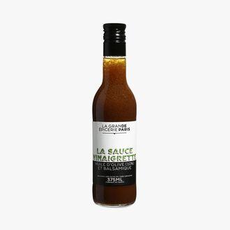 Sauce vinaigrette à l'huile d'olive (10%) et au vinaigre balsamique La Grande Épicerie de Paris