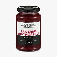 French Montmorency cherry fruit spread La Grande Épicerie de Paris