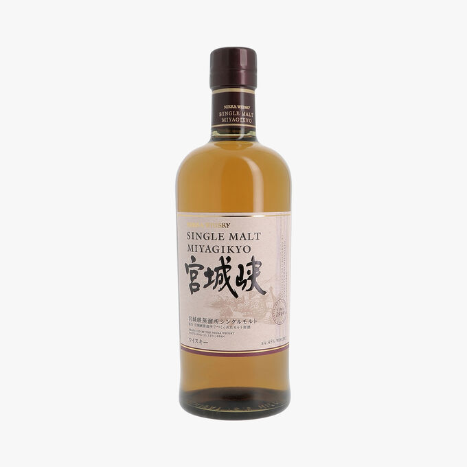 Single Malt Whisky Miyagikyo Miyagikyo