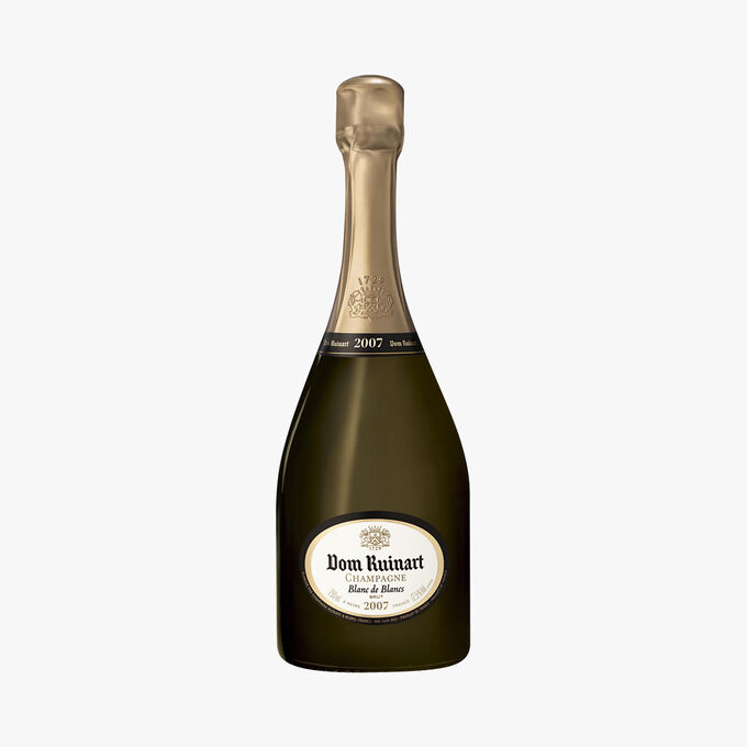 Champagne Dom Ruinart, Blanc de Blancs, 2007 Ruinart