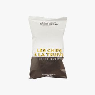 Les chips à la truffe d'été 0,21% La Grande Épicerie de Paris