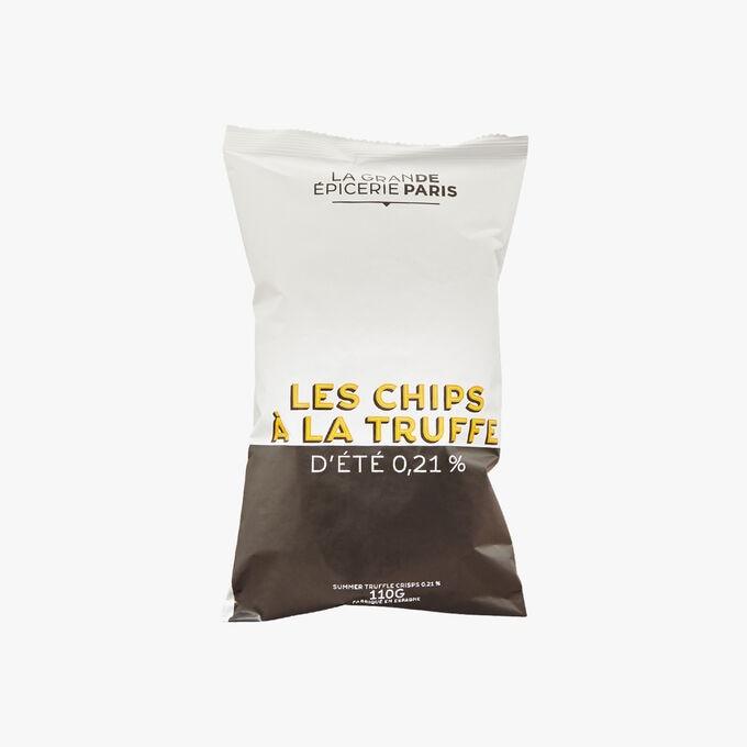 Summer truffle crisps 0.21% La Grande Épicerie de Paris