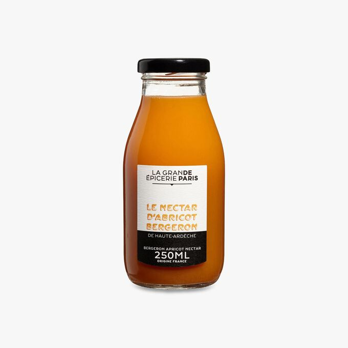 Le nectar d'abricot Bergeron de Haute-Ardèche La Grande Épicerie de Paris