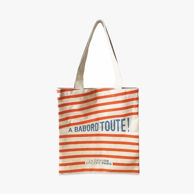 Tote bag – All aboard La Grande Epicerie de Paris