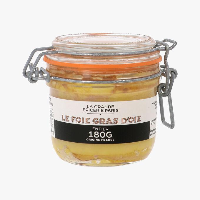 Le Foie gras d'oie entier La Grande Épicerie de Paris