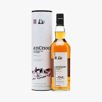 12 Year Old Whisky An Cnoc An Cnoc