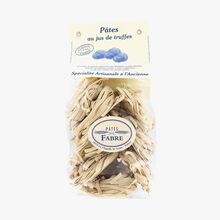 Pâtes tagliatelle au jus de truffe Pâtes Fabre