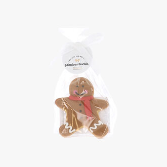 Gingerman Fabulous Biscuits