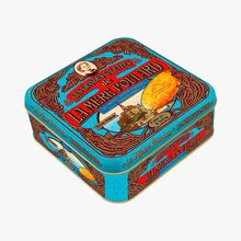 Gift box of large galette biscuits La mère Poulard