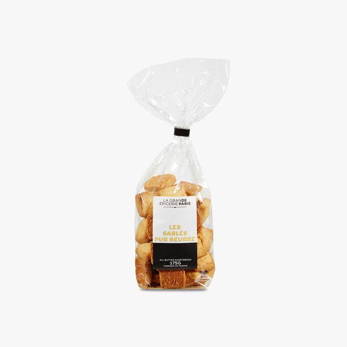 Pure butter shortbread biscuits La Grande Épicerie de Paris