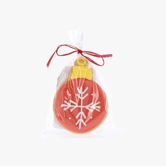 Boule de Noël rouge Carlota's