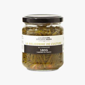 Glasswort in vinegar La Grande Épicerie de Paris