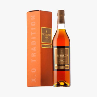 Cognac Tesseron lot N° 76 Tesseron