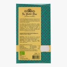 Chocolat noir 63 % Panama Le Petit Duc
