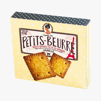 Vanilla butter biscuits Sophie M