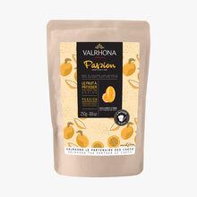 Passion inspiration - le fruit à pâtisser Valrhona