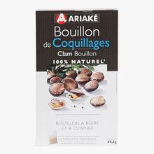 Bouillon de coquillages Ariaké