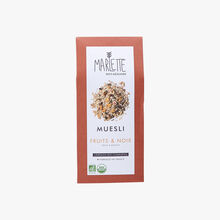 Fruit and & nut muesli Marlette