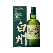 Whisky The Hakushu, 12 ans d'âge Suntory