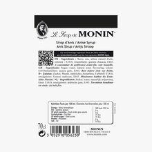 Anise cordial Monin