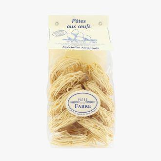 Pâtes Spaghettis aux œufs Pâtes Fabre