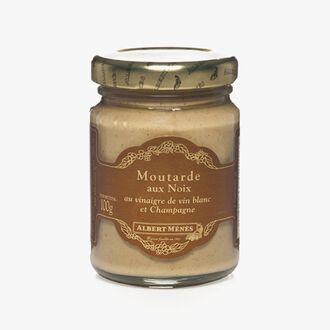 Walnut mustard Albert Ménès