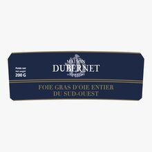 Whole goose foie gras from South West France   Maison Dubernet