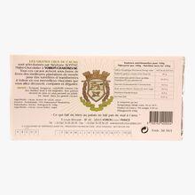 Tablette Trinité Chocolat noir 75 % de cacao Bonnat