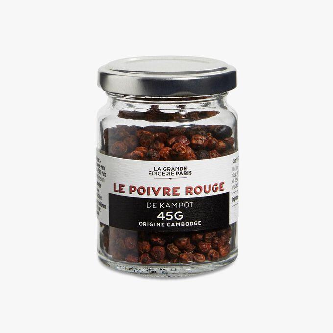Kampot red pepper La Grande Épicerie de Paris