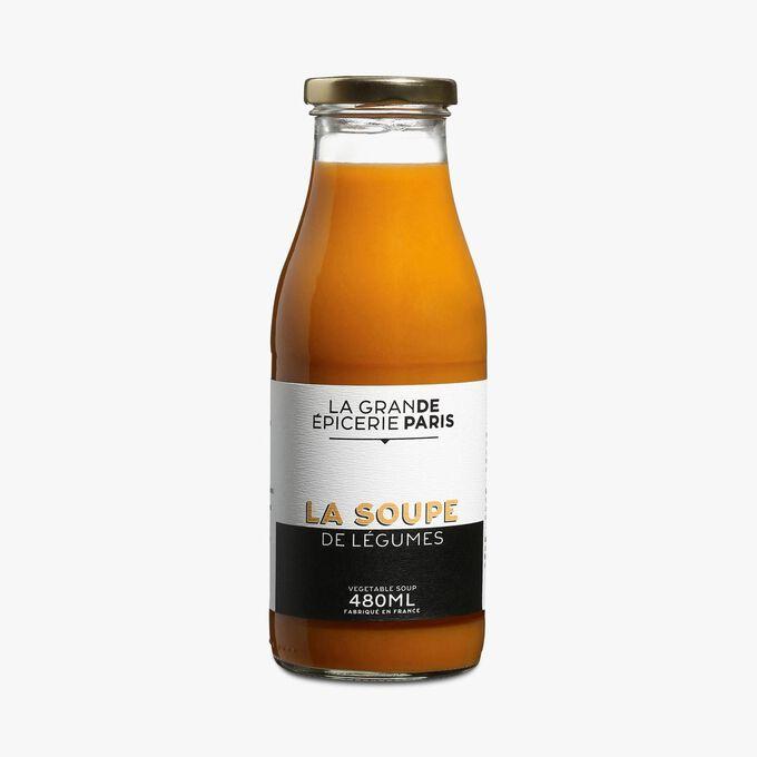 Soupe de légumes La Grande Épicerie de Paris