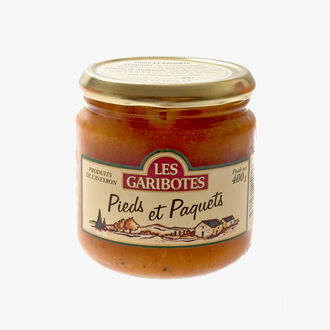 """Pieds et Paquets"" (Speciality Sheep's Tripe) Les Garibotes"