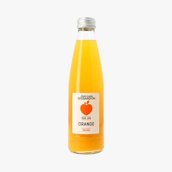Pur jus orange Maison Bissardon
