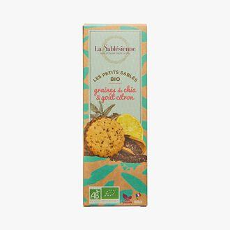 Assortiment de petits sablés vanille caramel-tonka La Sablésienne