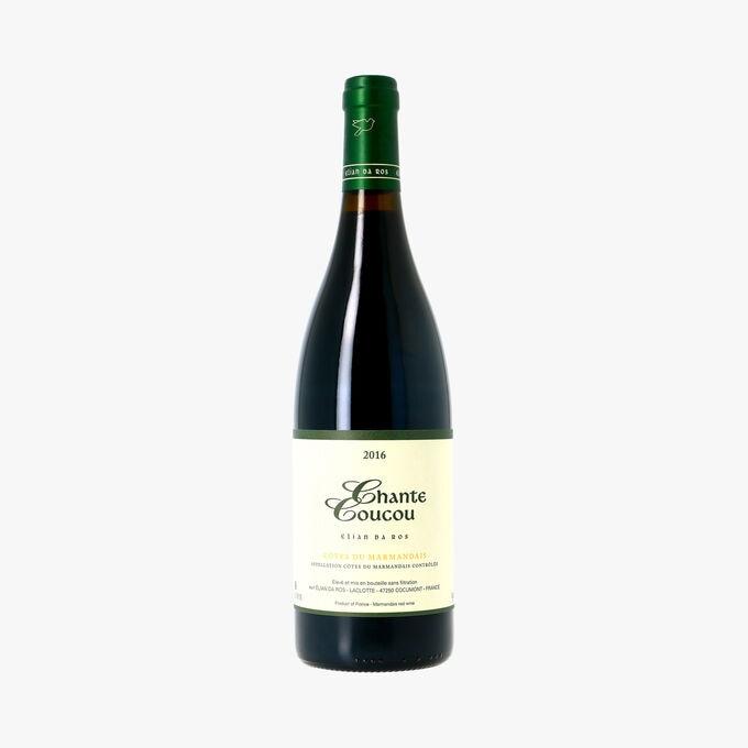 Domaine Elian Da Ros, Chante Coucou, AOC Côtes du Marmandais, 2016 Domaine Elian Da Ros