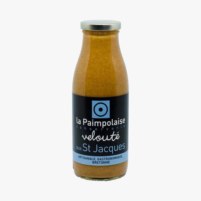 Velouté aux Saint-Jacques La Paimpolaise Conserverie