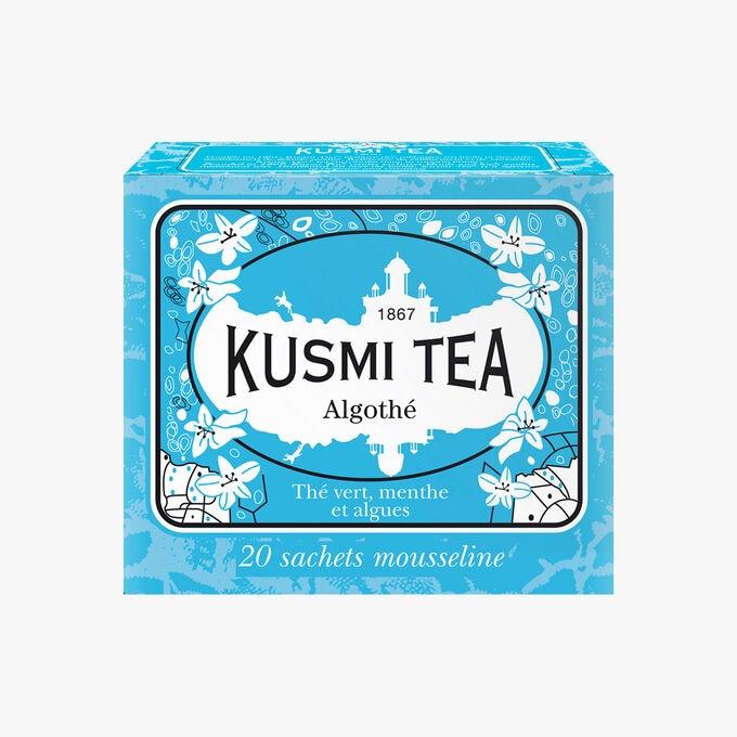 Algothé, box of 20 tea bags Kusmi Tea