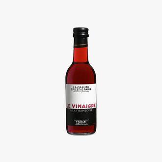 Vinaigre de vin rouge à la framboise 7% d'acidité La Grande Épicerie de Paris