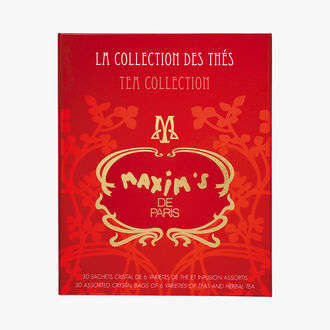Gift set of assorted teas and infusions Maxim's