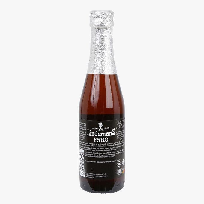 Lindemans Faro beer Lindemans