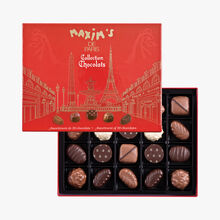 Selection of 20 assorted chocolates Maxim's