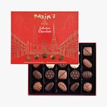 Collection de 20 chocolats assortis Maxim's