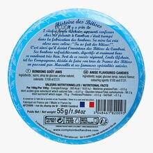 Les Bêtises de Cambrai - Aniseed - Tin 55 g Afchain