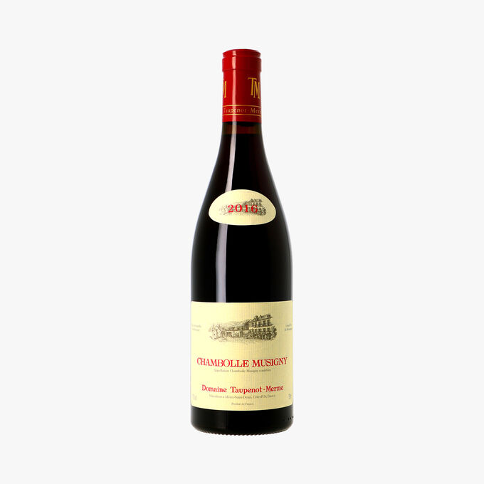 Domaine Taupenot-Merme AOC Chambolle-Musigny 2016 Rouge Domaine Taupenot-Merme