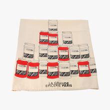 Jam tea towel La Grande Épicerie de Paris