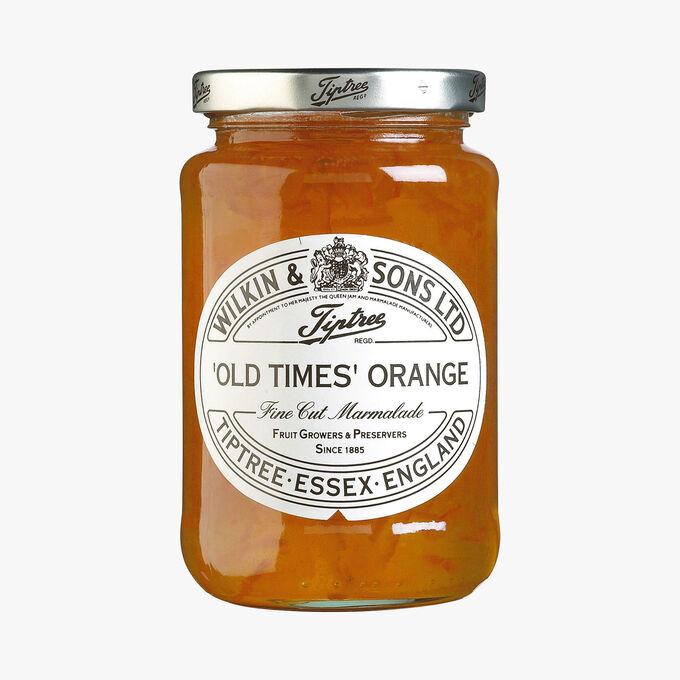 Marmelade d'oranges amères, avec écorce fine Wilkin & Sons
